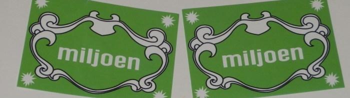 De stickers